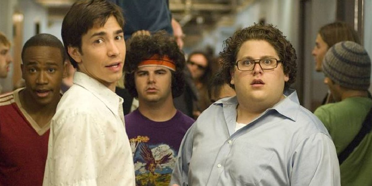 Justin Long Jonah Hill Accepted