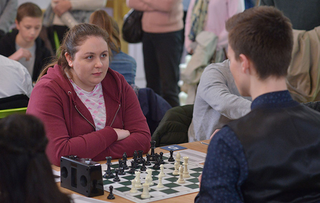 EastEnders Spoilers: Bernadette Taylor faces her fears - over the chessboard!