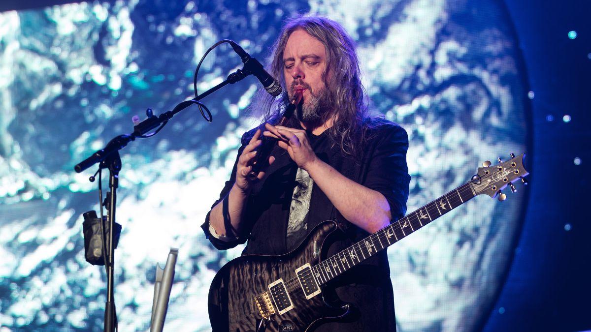 Nightwish's Troy Donockley: Why I love my… Fylde Oberon acoustic guitar