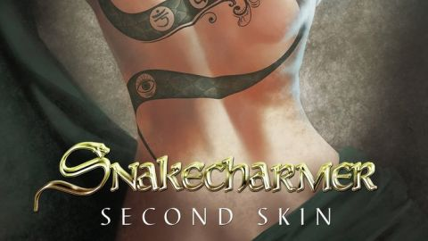 Cover art for Snakecharmer - Second Skin album