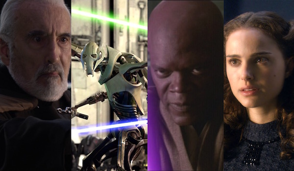 Star Wars Episode 3 Ending Where The Major Characters Left Off Cinemablend