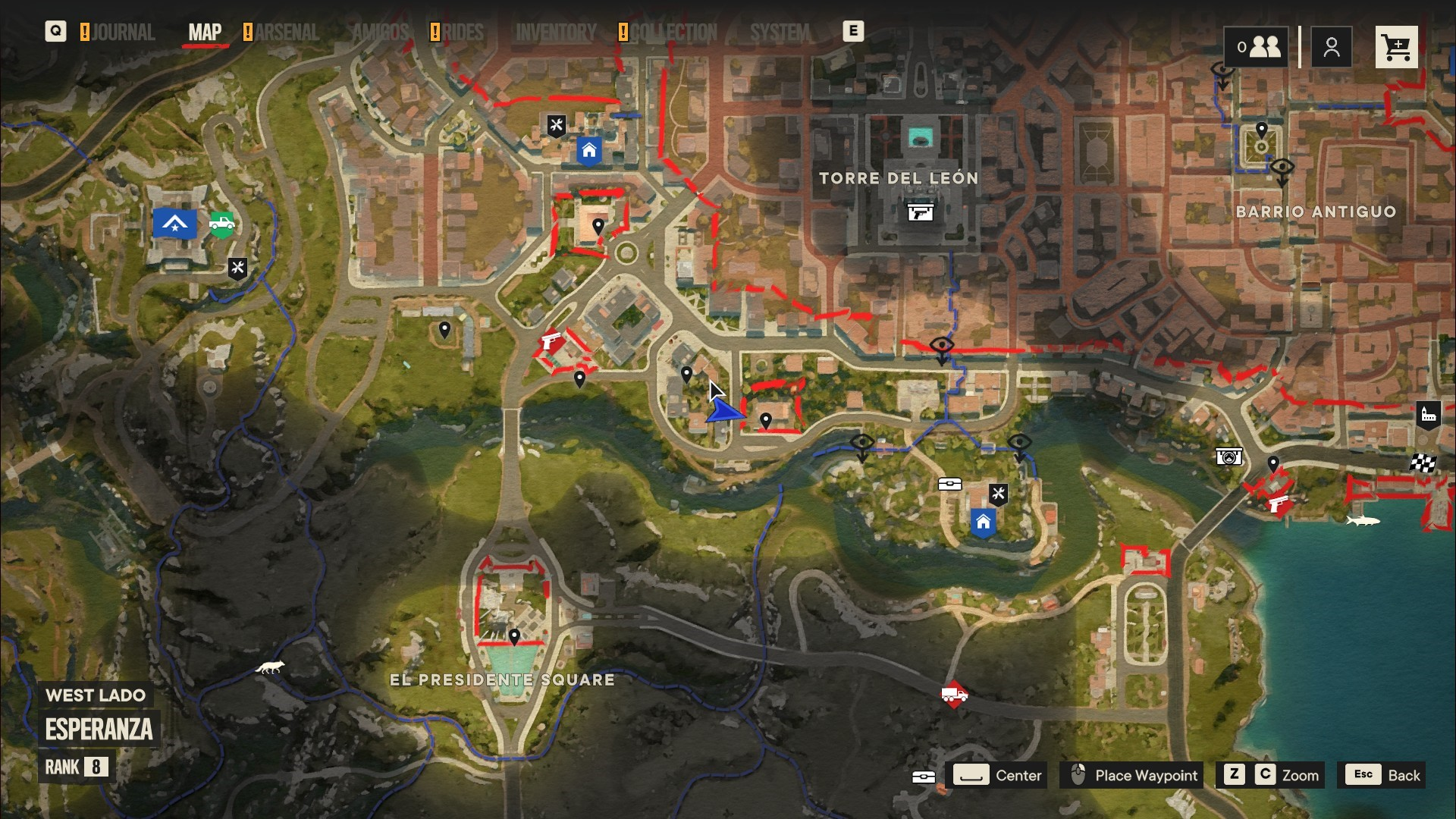 A Far Cry 6 Criptograma chests location in Esperanza