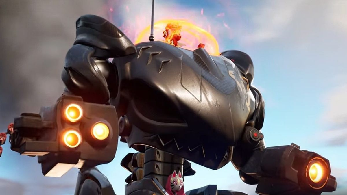 Fortnite mechs are here to stay, says Epic Games