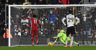 Fulham v Liverpool – Premier League – Craven Cottage