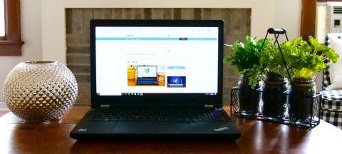Lenovo ThinkPad P15 Gen 2 workstation laptop