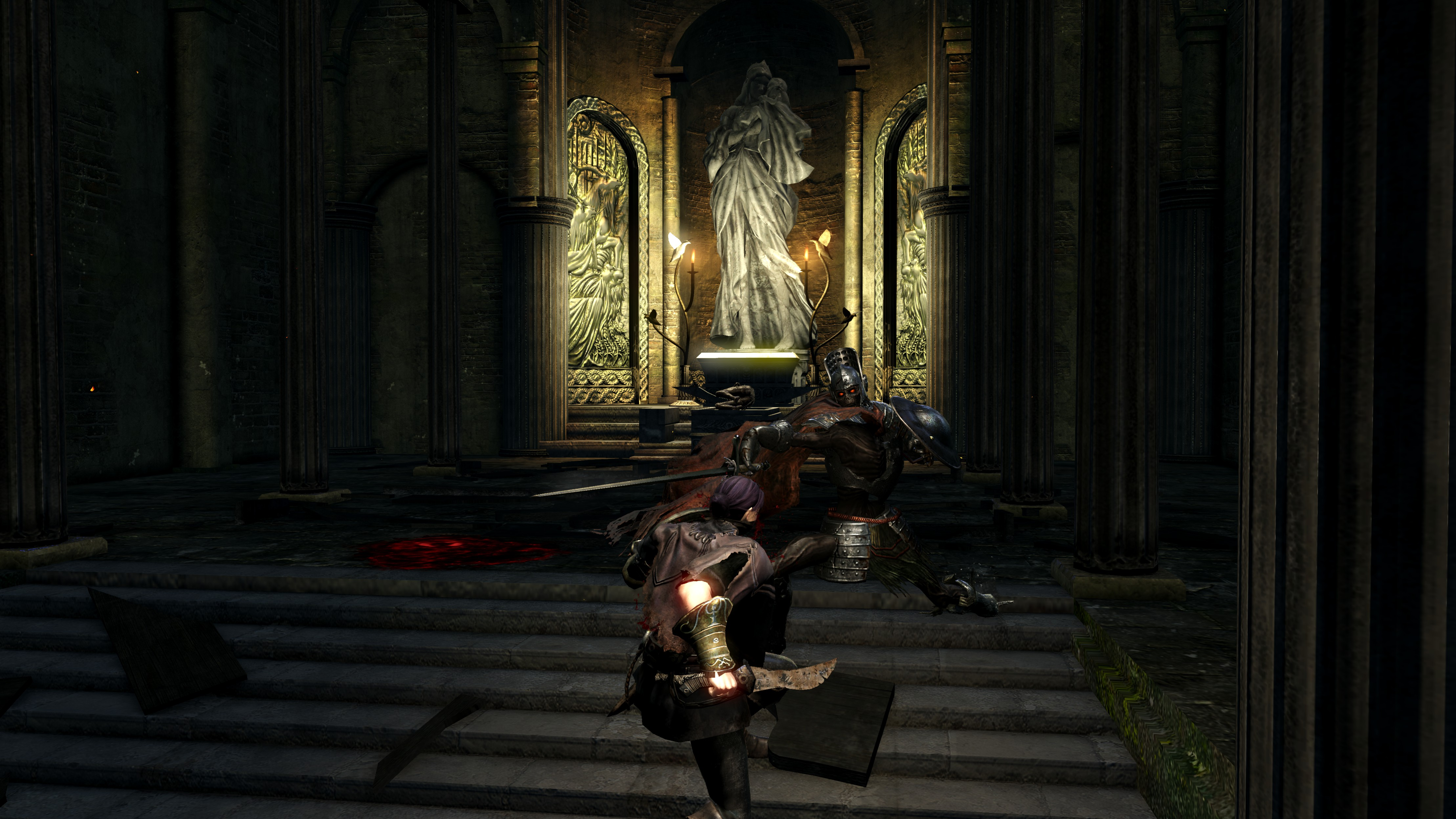 Dark Souls: Remastered 4K Gallery