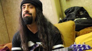 Volbeat guitarist Rob Caggiano