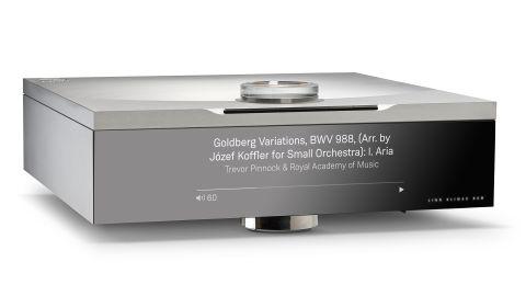 Streaming system: Linn Klimax DSM AV