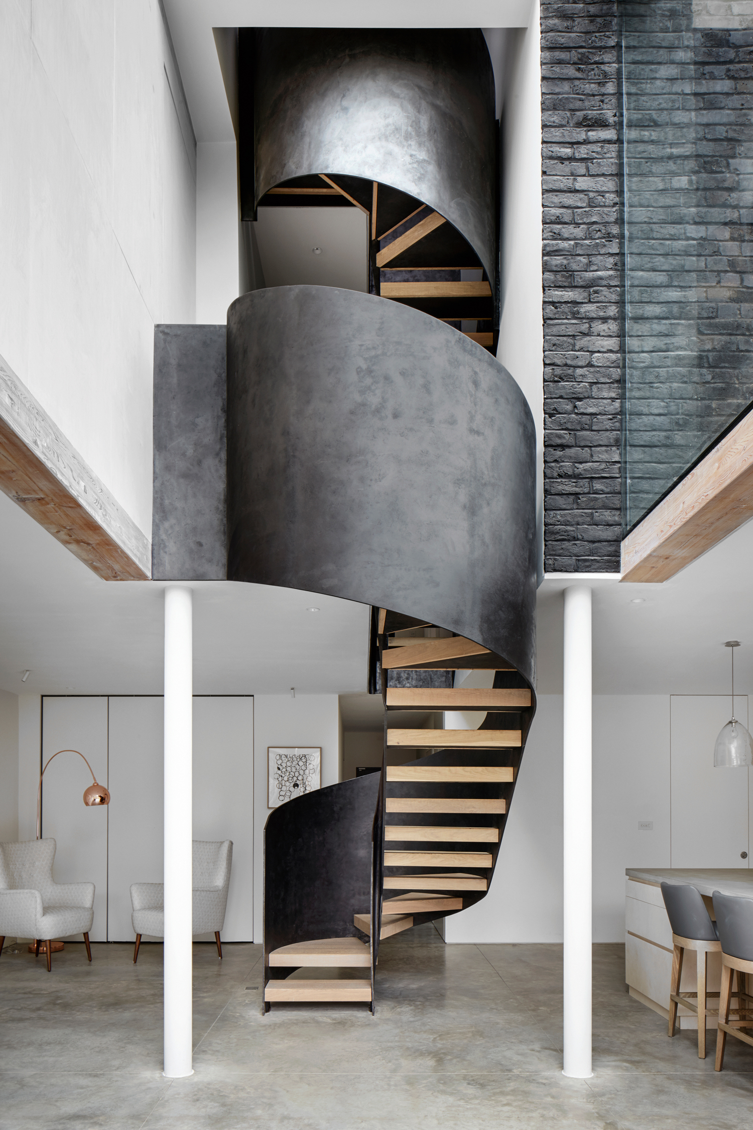 Striking Staircase Ideas Beautiful Design Of Staircase And Stairs Livingetc