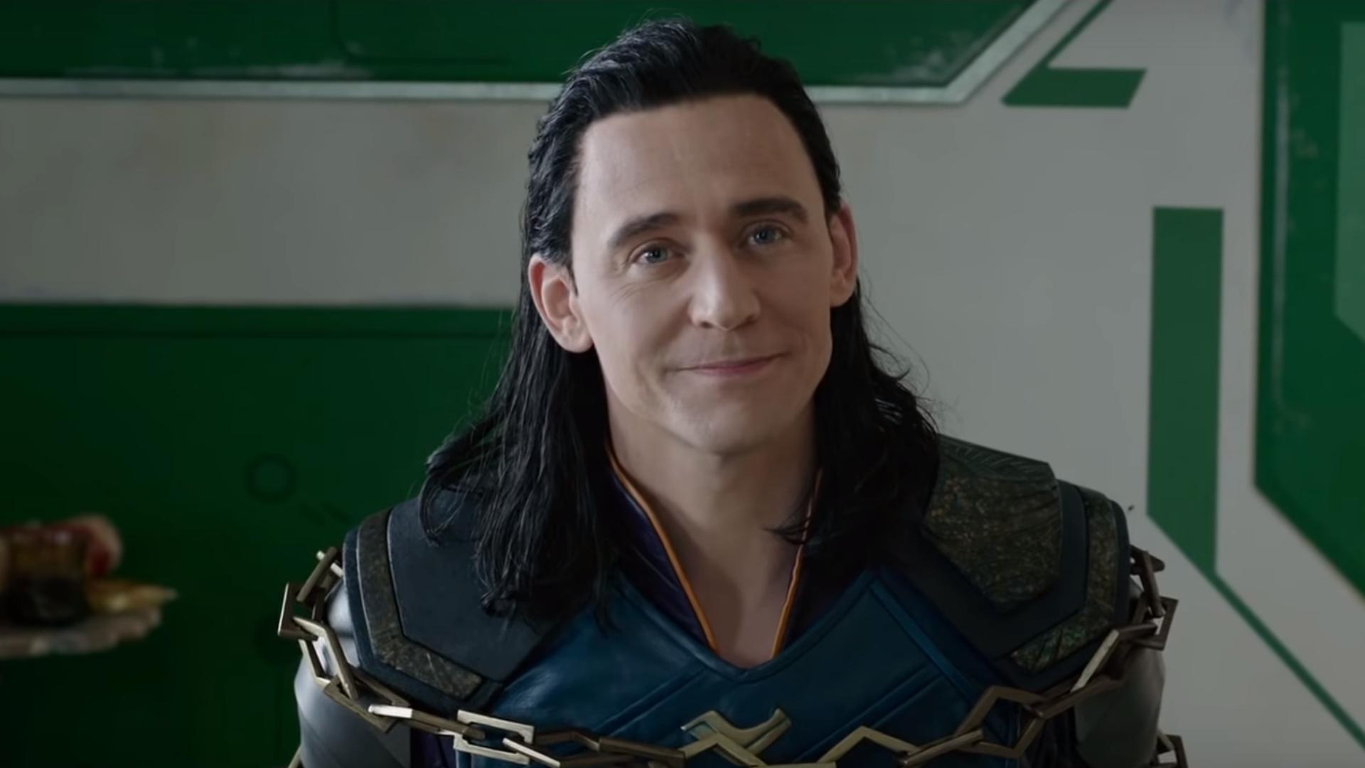 Thor: Ragnarok Loki Tom Hiddleston Disney Marvel