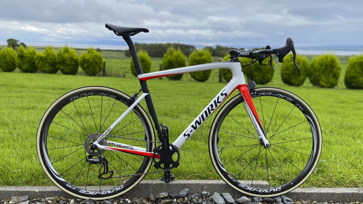 Three gears and sawn-off handlebars: The bike that broke Contador's Everesting world record
