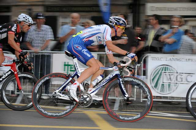 Ben Swift, Otley Town Centre Grand Prix 2009
