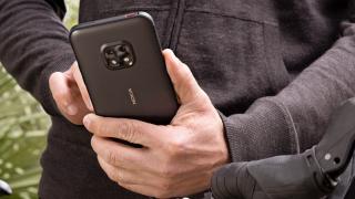 Nokia XR20 5G phone.