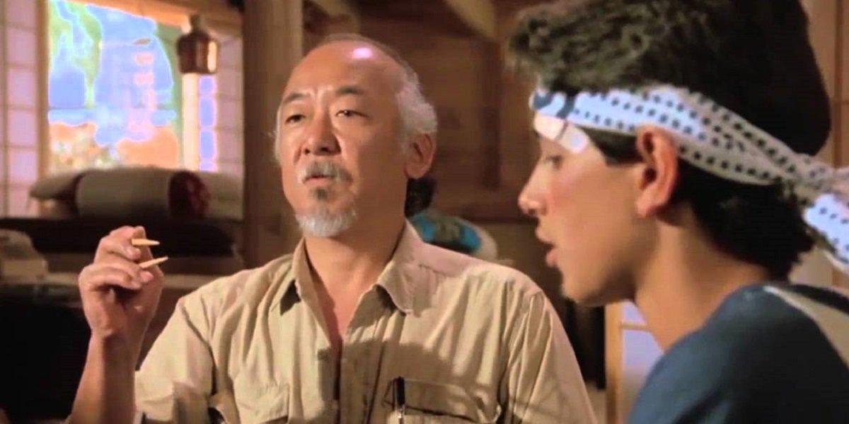 How Cobra Kai Season 3 Will Honor Pat Morita's Mr. Miyagi