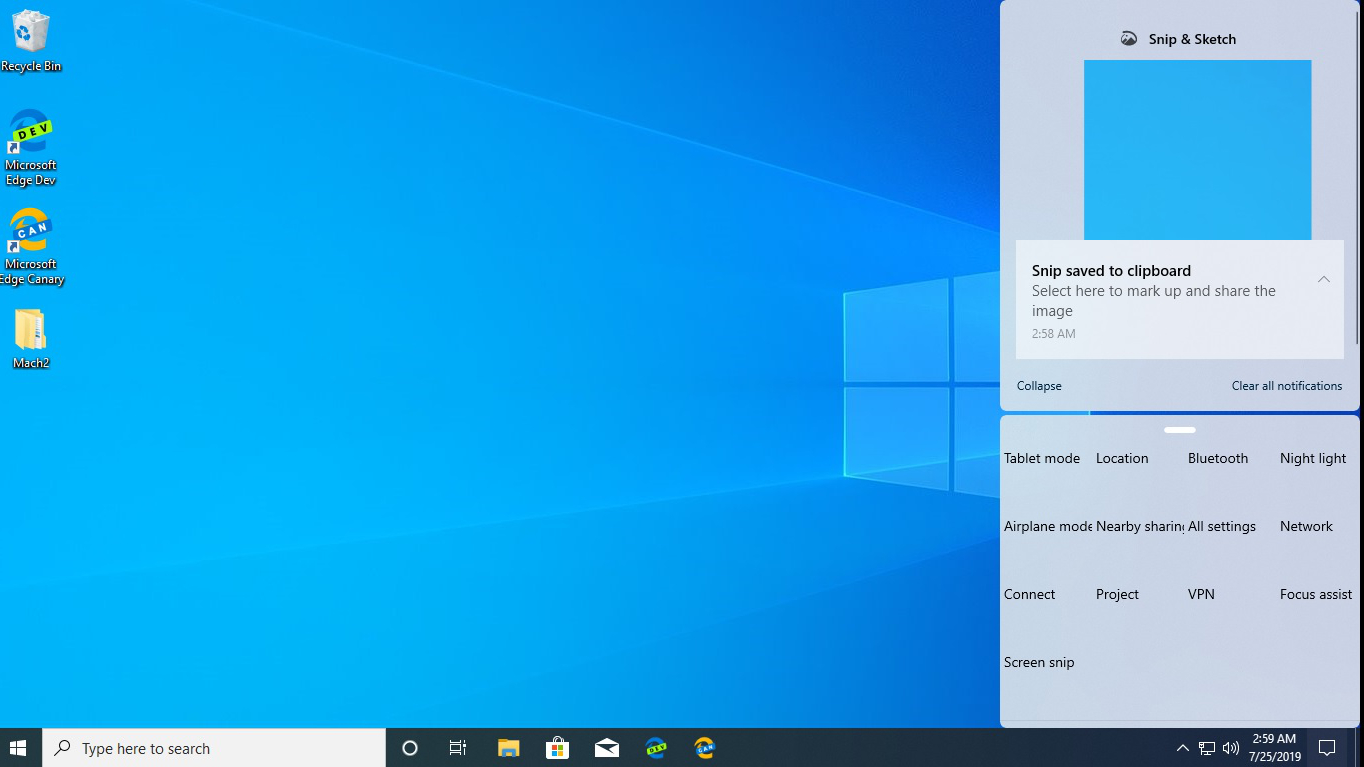 Here's another Windows 10 interface leak: are we getting an
