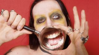 Marilyn Manson in 1996. The media picked on the wrong guy…