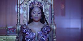 No, Nicki Minaj Isn't Actually Married