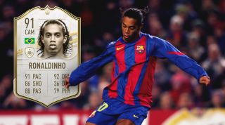Ronaldinho, FIFA 21