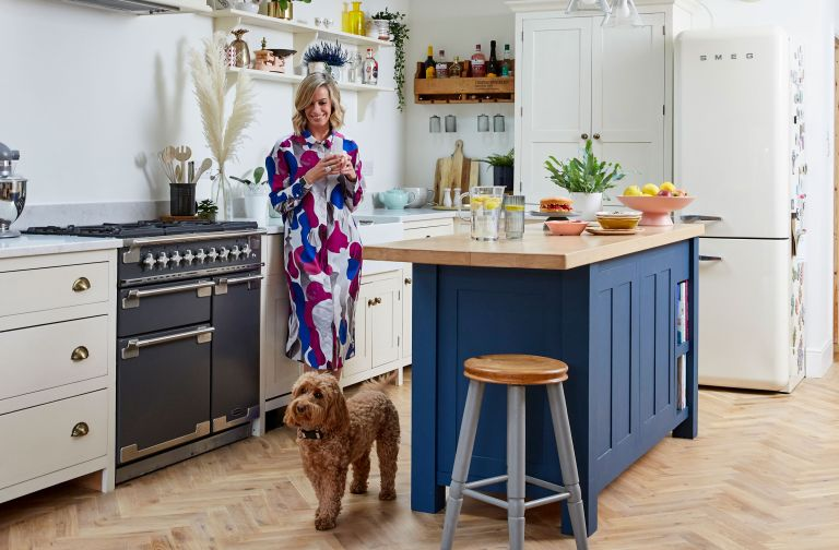 Buying a Victorian house was a dream for Rachael Ball and her husband, Adam, but they had to tackle their nightmare kitchen before they could truly love it