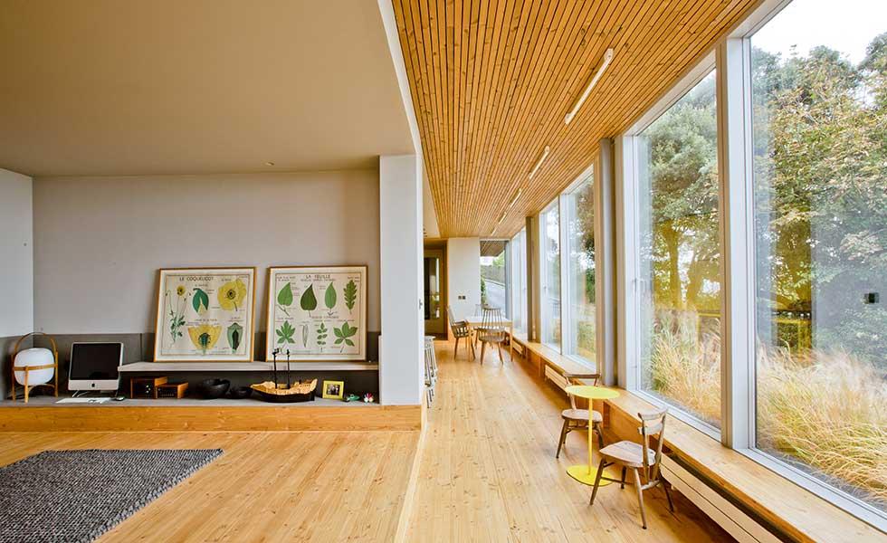 Internal Timber Cladding Guide Homebuilding