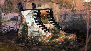 Black Sabbath DM boots