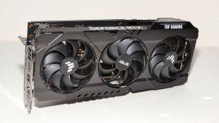 Asus RTX 3070 TUF Gaming OC