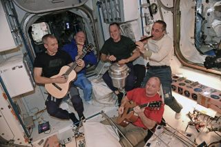 Jammin' in Space