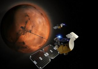 The concepts include souped-up Mars helicopters and inexpensive orbiters and landers.