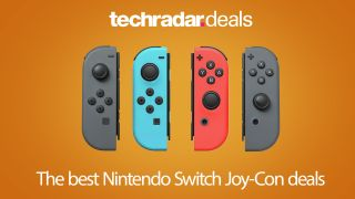 Nintendo Switch Joy-Con prices sales deals cheap