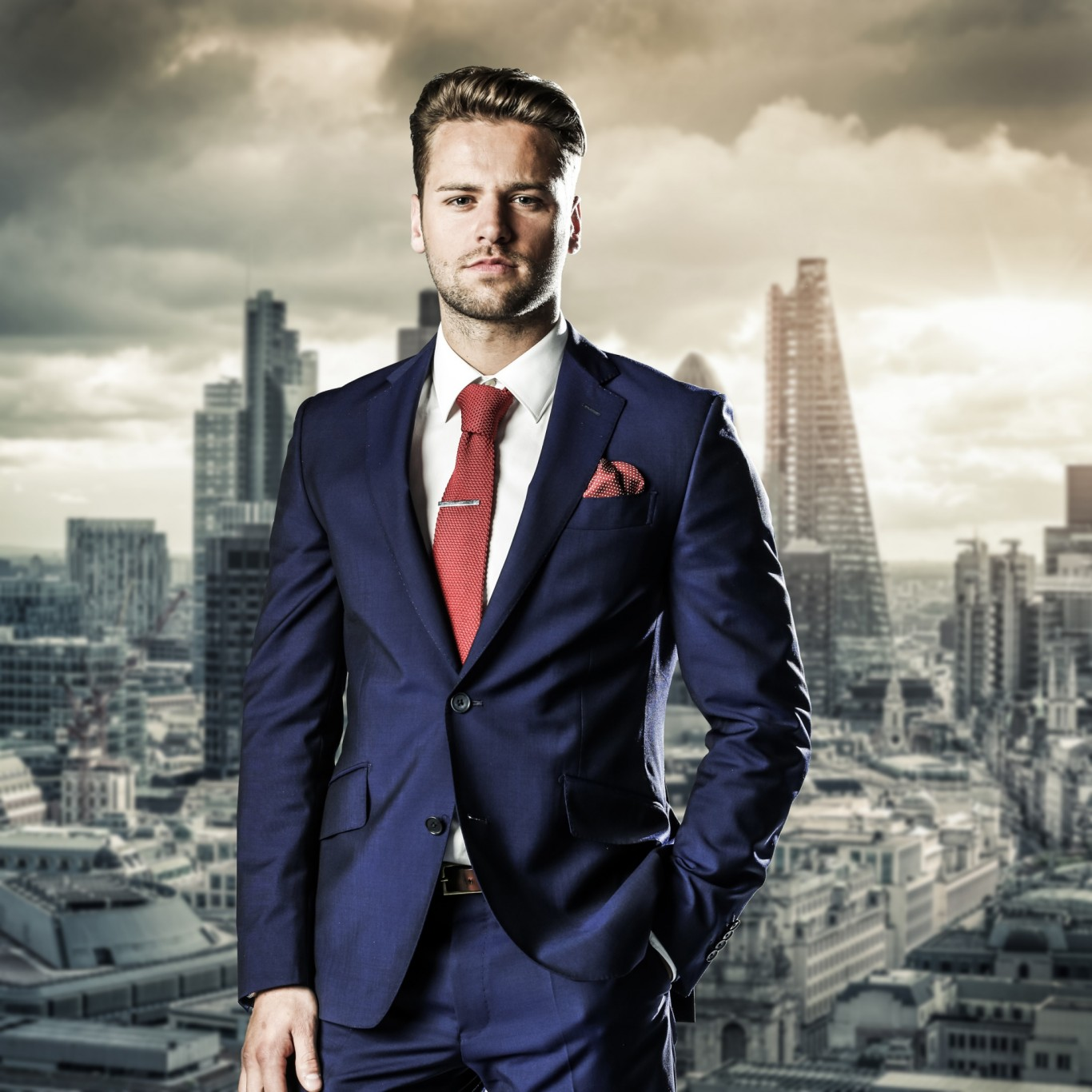 James Hill, Apprentice contestant