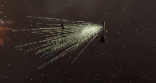 EVE Online is in chaos after an unprecedented alien invasion | PC Gamer