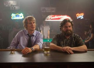 ARE YOU HERE - Owen Wilson and Zach Galifianakis