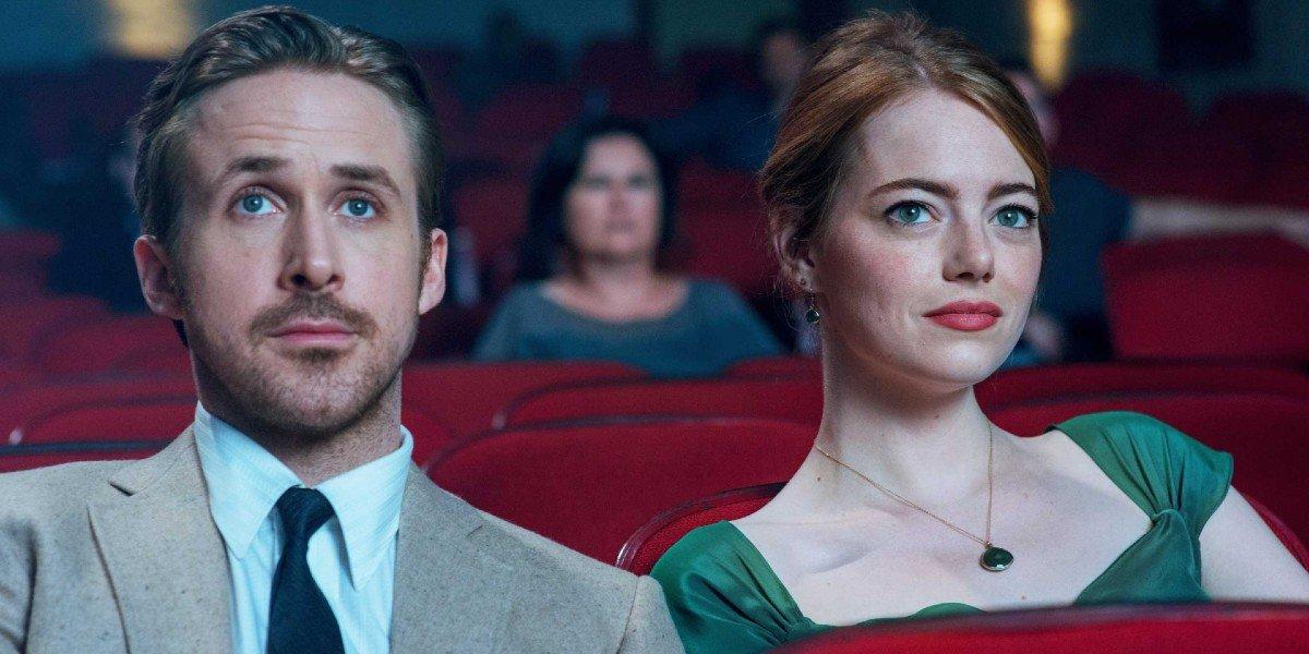 Ryan Gosling, Emma Stone - La La Land