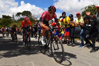 Tour Colombia 2020 - 3rd Edition - 5th stage Paipa - Zipaquira' 180.5 km - 13/02/2020 - Egan Bernal (COL - Team Ineos) - photo Dario Belingheri/BettiniPhoto©2020