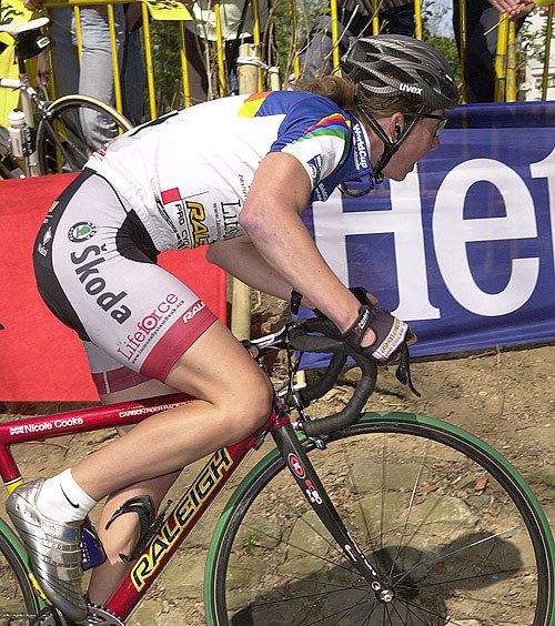 Nicole Cooke 2007