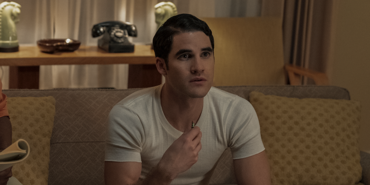 netflix hollywood darren criss