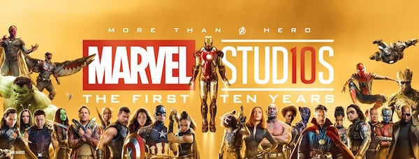 Watch All The Big MCU Stars Come Together For An Amazing