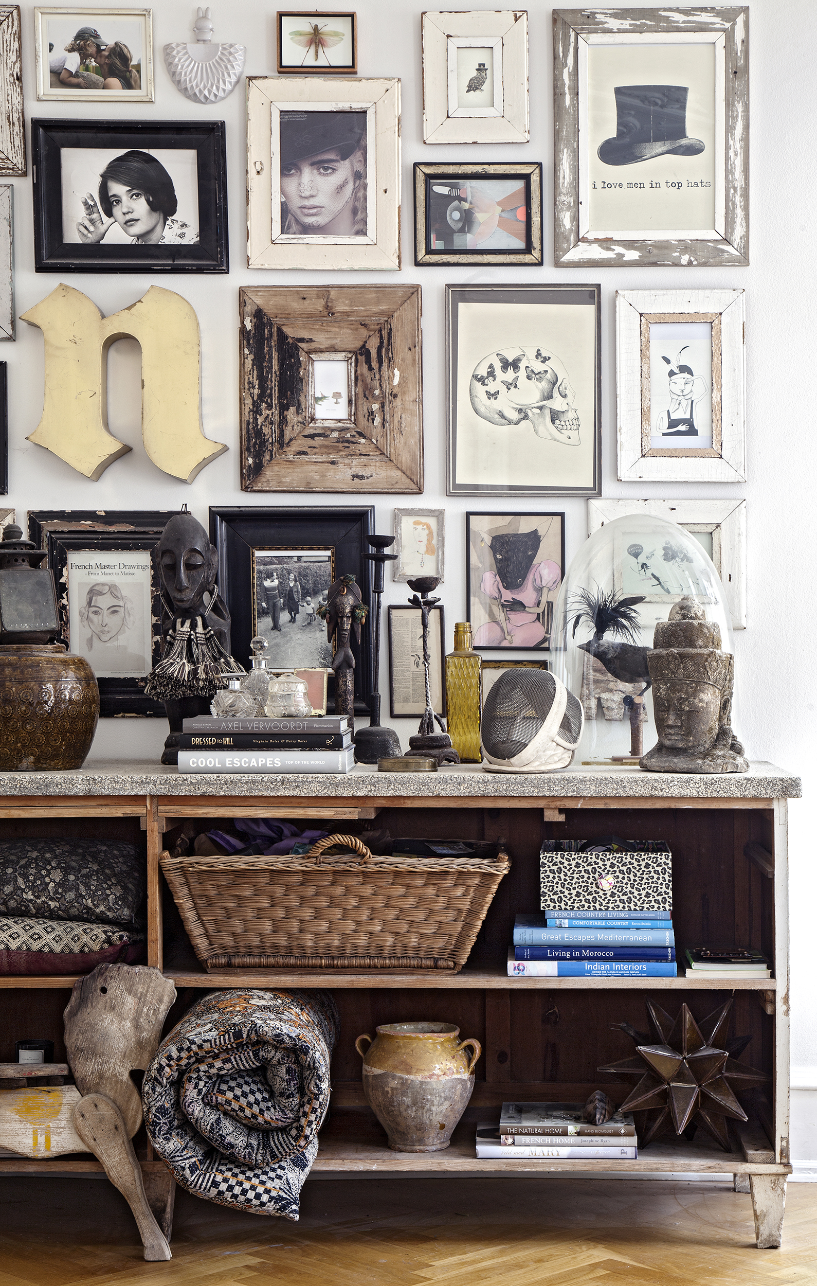 How To Display Collections In Your Home Real Homes