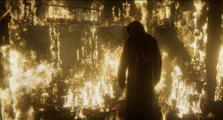 Burning everything down