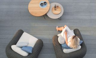 Garden decking from Millboard