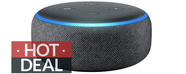 Amazon Echo Dot Best Buy Cyber Monday deals