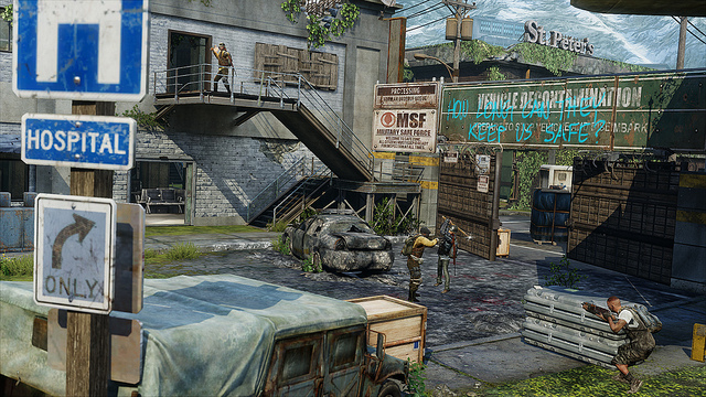 Last Of Us DLC Details First Map Pack Coming In October CINEMABLEND