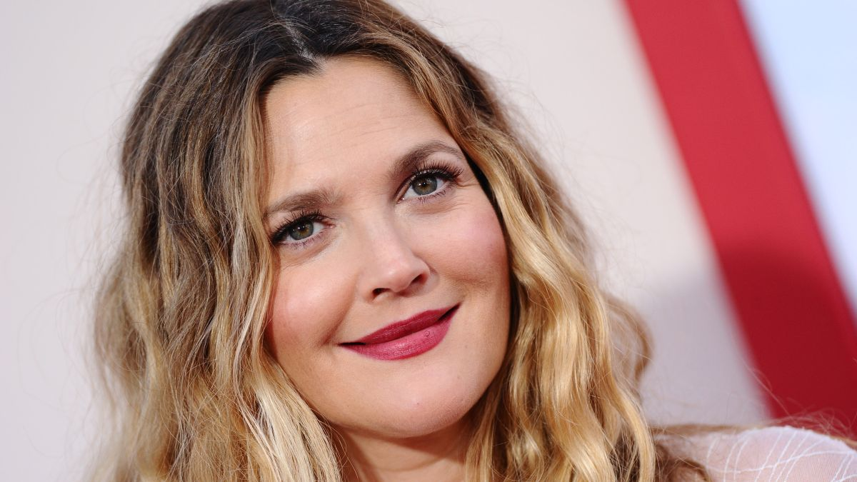 Drew Barrymore swears by this serum for tighter skin and a youthful glow