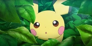 Pichu Pokemon Journeys: The Series Netflix
