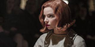 Anya Taylor-Joy in Netflix's The Queen's Gambit