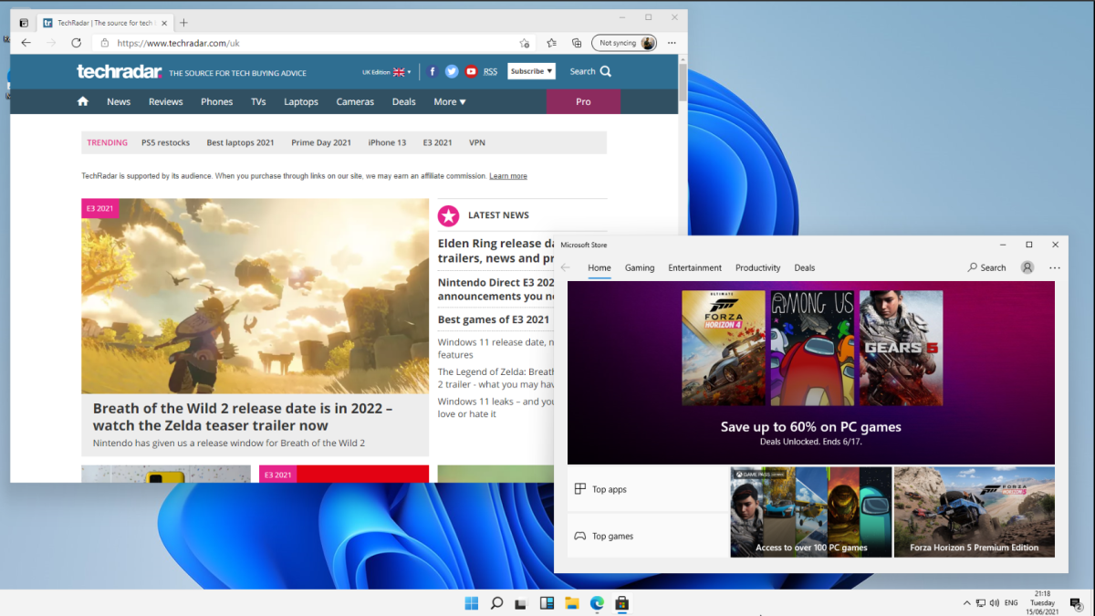 Windows 11 leaks – and you'll probably love or hate it – Techradar