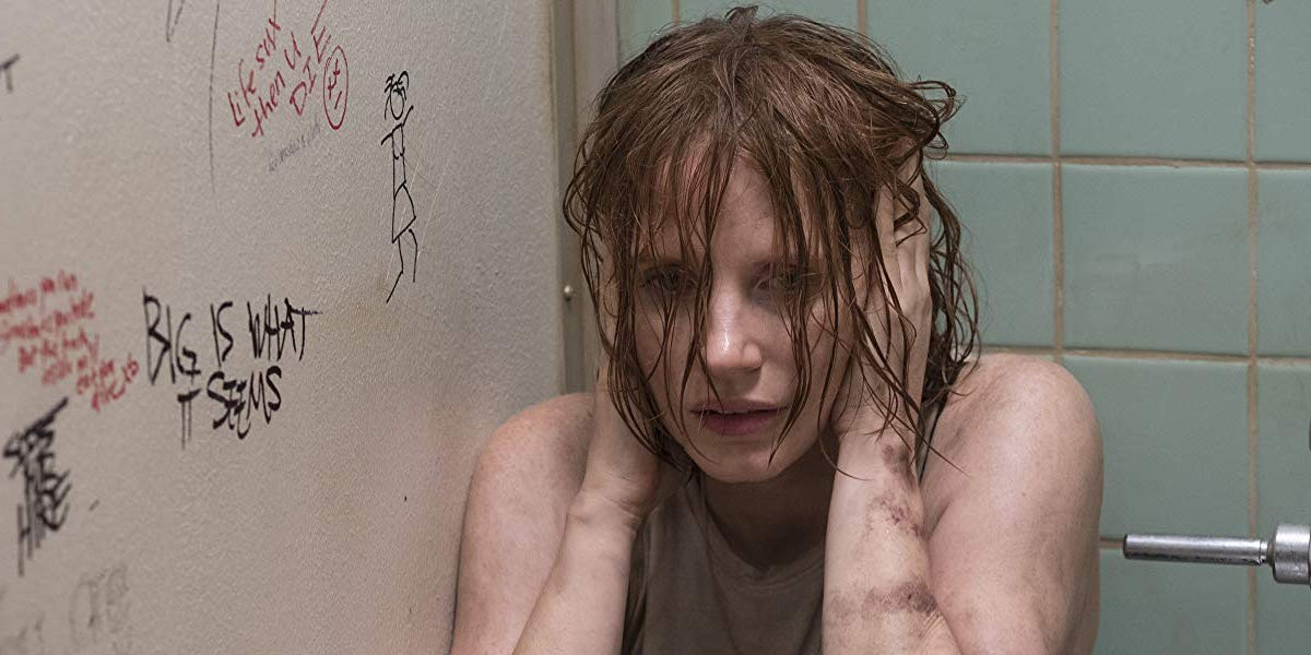 Jessica Chastain Shares Bonkers Video From IT Chapter Two Press Tour