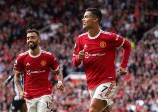 Manchester United v Newcastle United – Premier League – Old Trafford