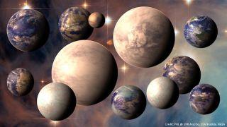 Exoplanets Many Habitable Worlds