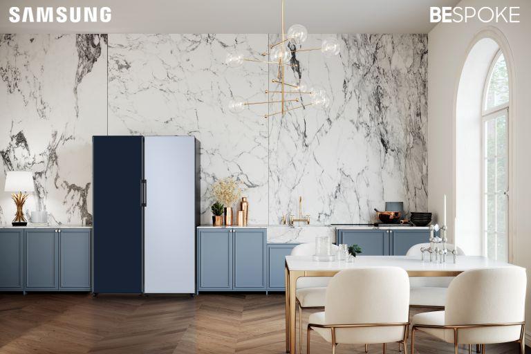 Samsung Bespoke fridge range